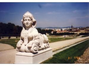 Fina visit to Vienna