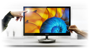 Samsung LED  monitor S27B970D