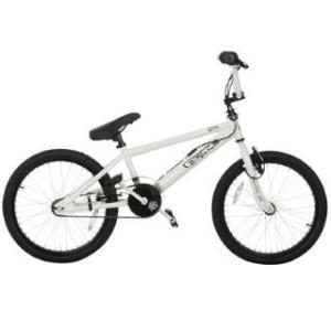 bicicleta BMX speciala pentru trucuri