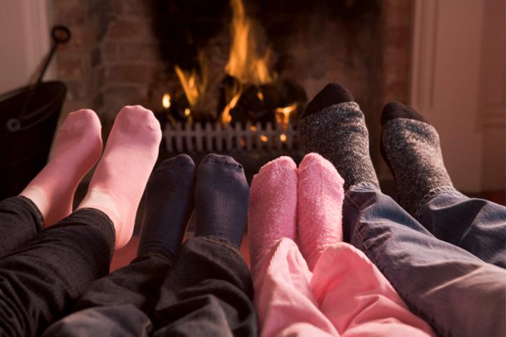 Vacanta de iarna petrecuta acasa