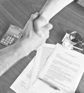 Contractele intre parti in Romania