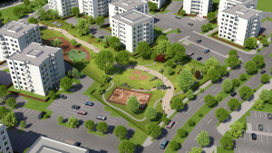Alege sa locuiesti intr-o zona cu spatii verzi sau inconjurata de padure