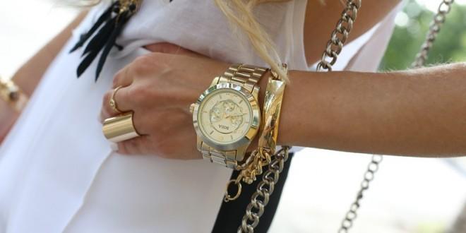 Bijuteriile din aur sunt mereu la moda