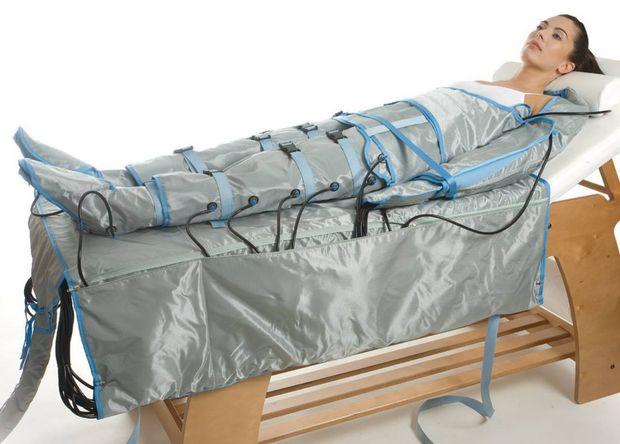 Ce aplicatii principale au aparatele de drenaj limfatic?