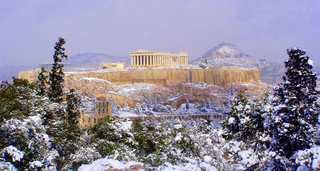 Grecia: destinatia pentru vacanta de iarna