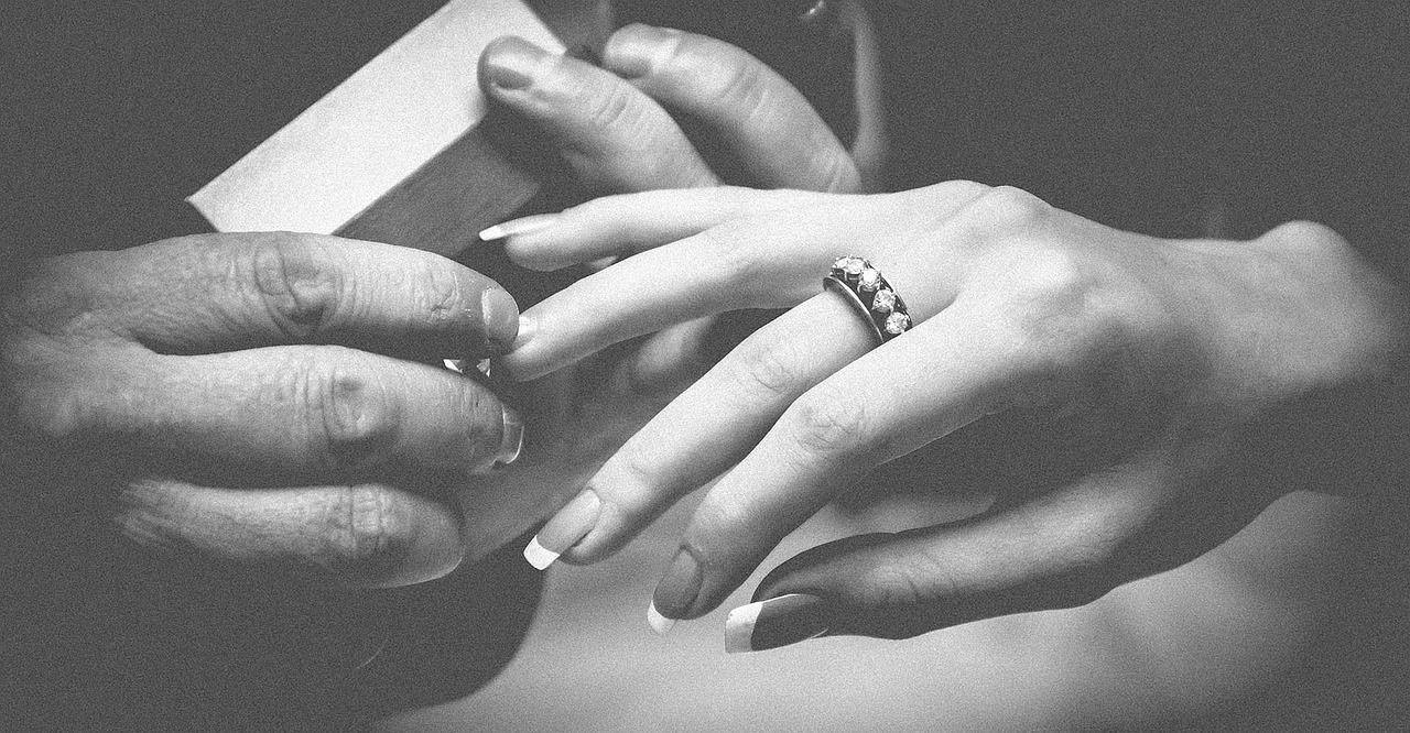 Inelele de logodna Victoriene