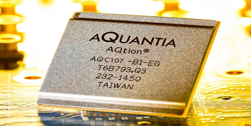 Aquantia lanseaza controllere noi de tip 2.5G/5G Multi-Gigabit pentru Pc-uri