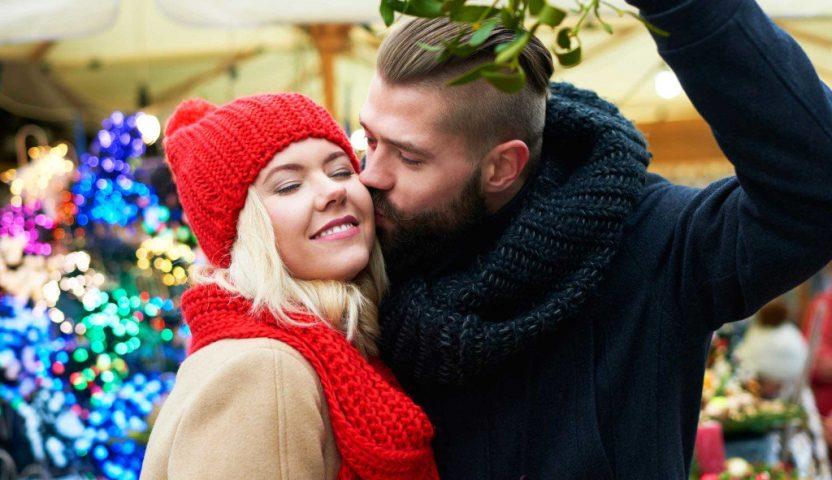 Superstitii de Craciun: Vascul si sarutul