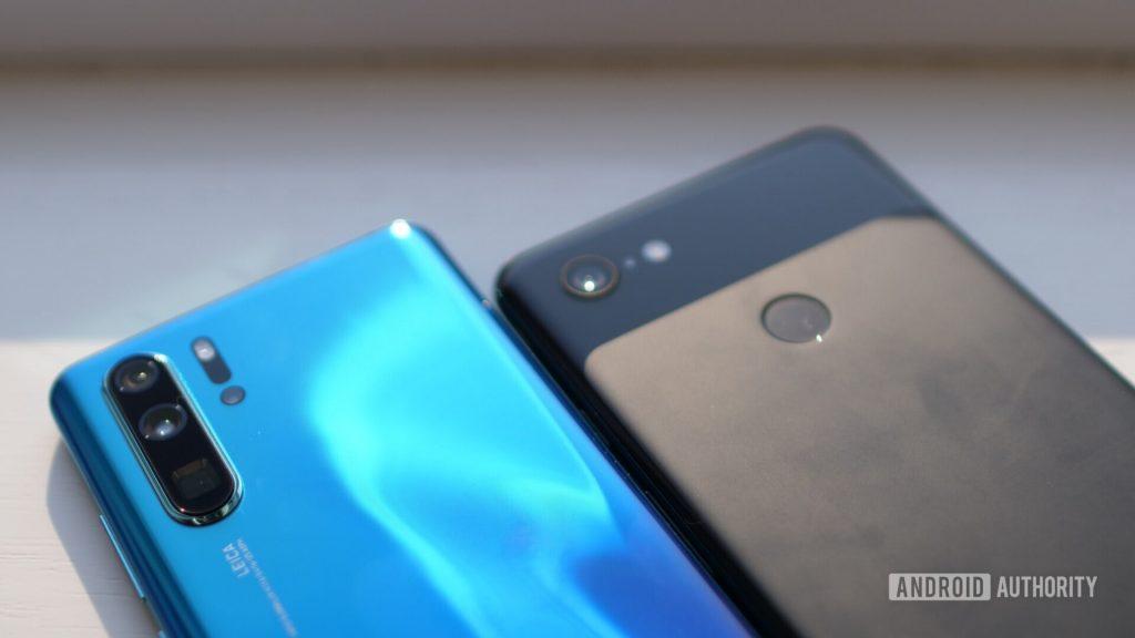 Huawei P30 Pro vs. Google Pixel 3 XL